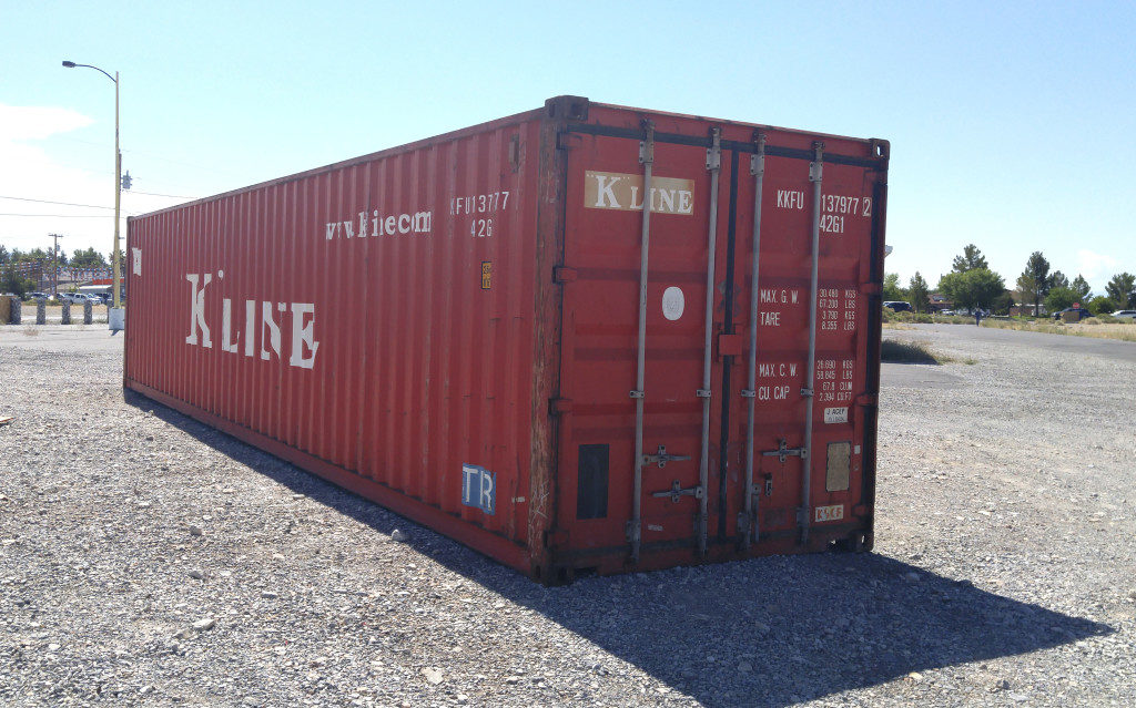 Conex Containers